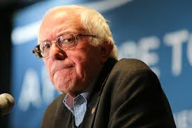 bernie frustrated