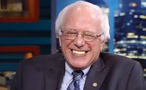 big smile bernie