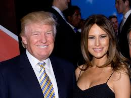 trump nice couple